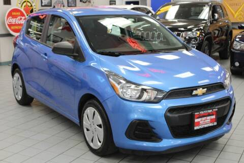 2016 Chevrolet Spark for sale at Windy City Motors in Chicago IL