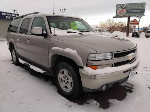 2005 Chevrolet Suburban for sale at Kevs Auto Sales in Helena MT