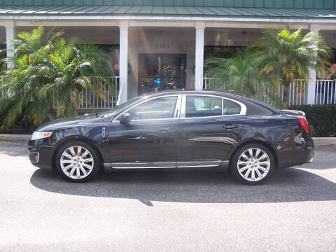 2011 Lincoln MKS for sale at Thomas Auto Mart Inc in Dade City FL
