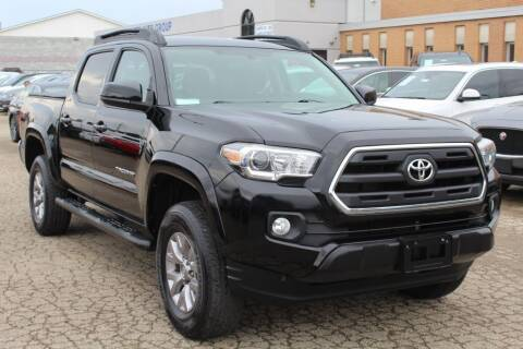 2016 Toyota Tacoma for sale at SHAFER AUTO GROUP in Columbus OH
