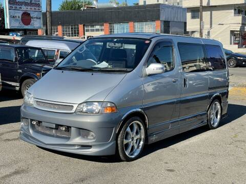 1996 Toyota Granvia/Hiace for sale at JDM Car & Motorcycle LLC in Seattle WA