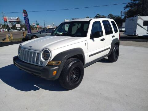 2006 Jeep Liberty for sale at NINO AUTO SALES INC in Jacksonville FL