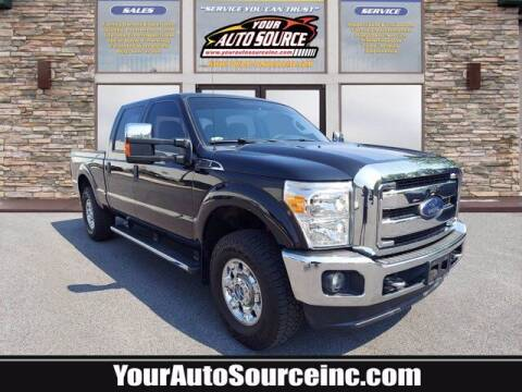 2014 Ford F-250 Super Duty for sale at Your Auto Source in York PA