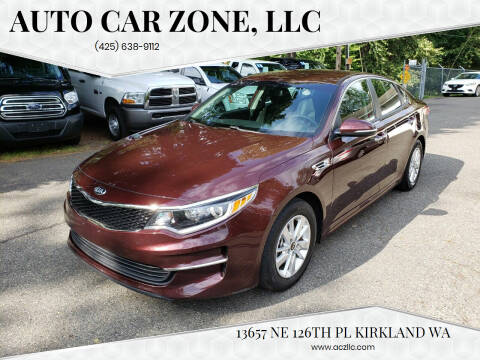 2018 Kia Optima for sale at Auto Car Zone, LLC in Kirkland WA
