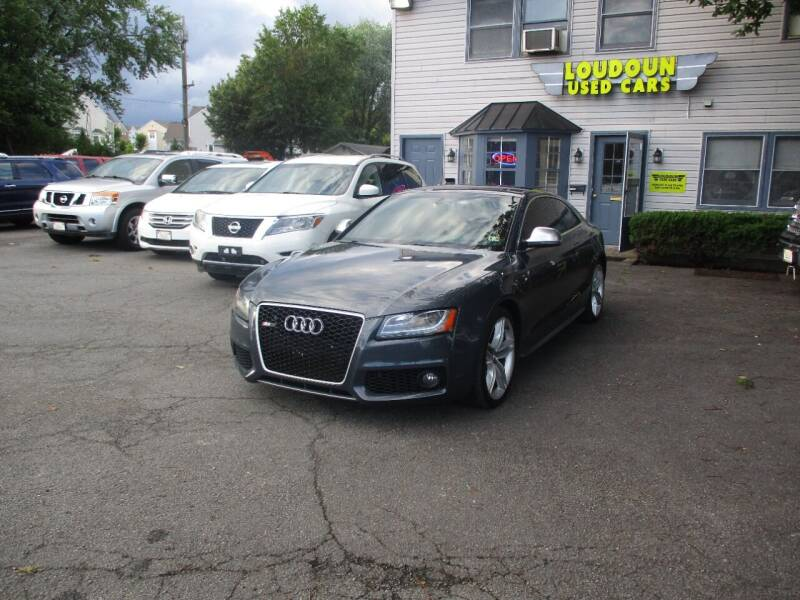2008 Audi S5 for sale at Loudoun Used Cars in Leesburg VA