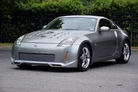 2005 Nissan 350Z for sale at Wheel Deal Auto Sales LLC in Norfolk VA