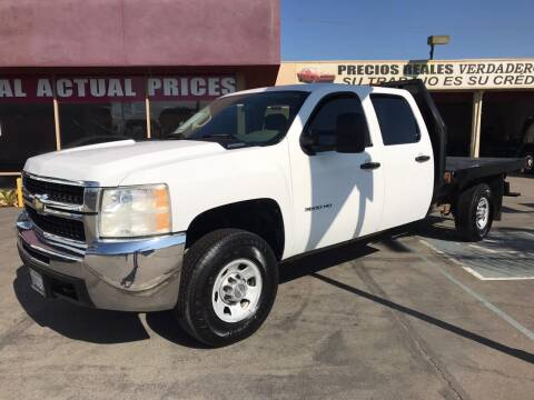 2010 Chevrolet Silverado 3500HD for sale at Sanmiguel Motors in South Gate CA