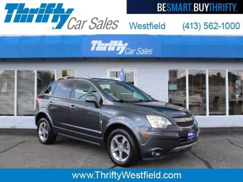 2013 Chevrolet Captiva Sport for sale at Thrifty Car Sales Westfield in Westfield MA