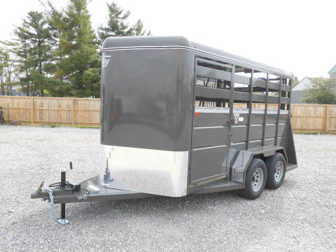 2022 Valley 2800 Two Horse Slant Combo for sale at Jerry Moody Auto Mart - Trailers in Jeffersontown KY