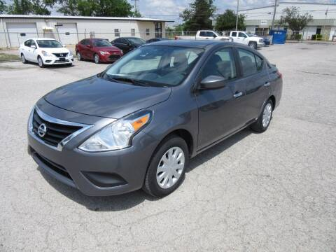 2019 Nissan Versa for sale at Grays Used Cars in Oklahoma City OK