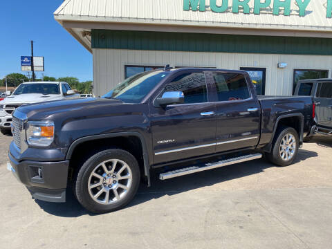 2015 GMC Sierra 1500 for sale at Murphy Motors Next To New Minot in Minot ND