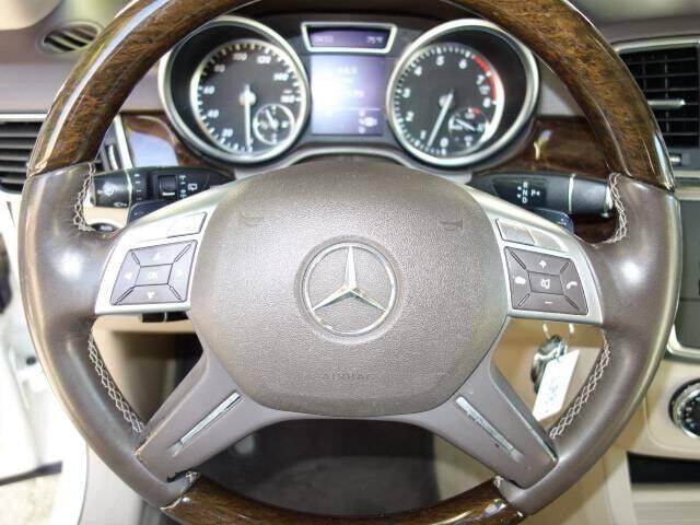 2012 Mercedes-Benz M-Class AWD ML 350 4MATIC 4dr SUV - Austin TX