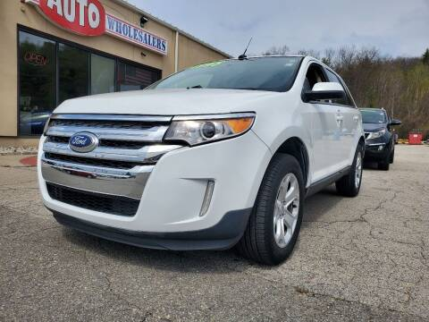 2014 Ford Edge for sale at Auto Wholesalers Of Hooksett in Hooksett NH