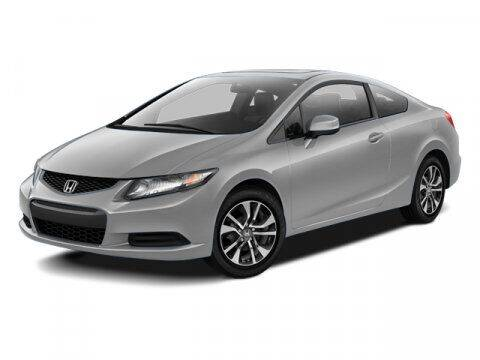 2013 Honda Civic for sale at Suburban Chevrolet in Claremore OK