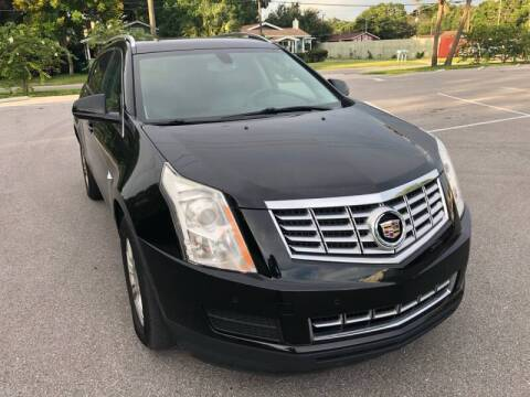 2016 Cadillac SRX for sale at LUXURY AUTO MALL in Tampa FL