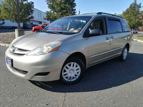 2006 Toyota Sienna for sale at Nerger's Auto Express in Bound Brook NJ