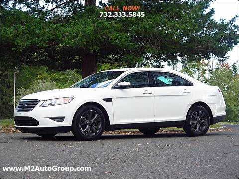 2010 Ford Taurus for sale at M2 Auto Group Llc. EAST BRUNSWICK in East Brunswick NJ