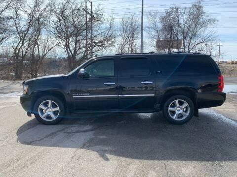 2011 Chevrolet Suburban for sale at Elite Auto Plaza in Springfield IL