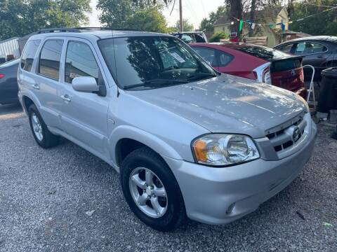 2006 Mazda Tribute for sale at Trocci's Auto Sales in West Pittsburg PA