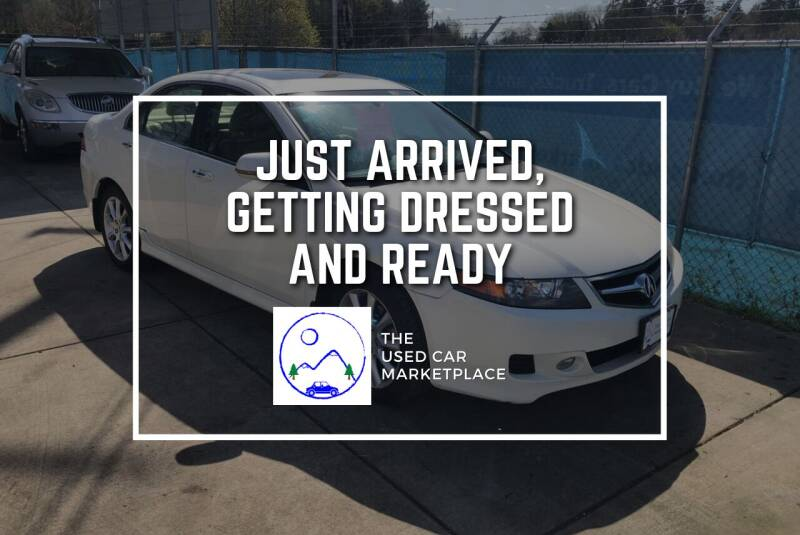 2008 Acura TSX for sale at The Used Car MarketPlace in Newberg OR
