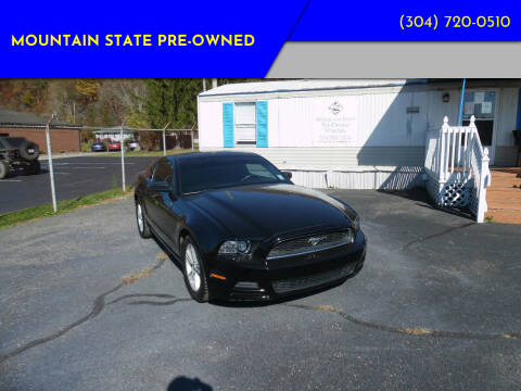 2014 Ford Mustang for sale at Mountain State Pre-owned in Nitro WV