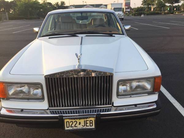 1995 Rolls-Royce Sliver Spur III for sale at Classic Car Deals in Cadillac MI