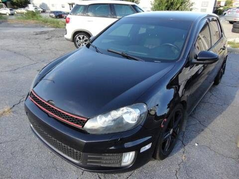 2014 Volkswagen GTI for sale at HAPPY TRAILS AUTO SALES LLC in Taylors SC
