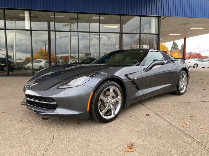 2014 Chevrolet Corvette for sale at South Commercial Auto Sales in Salem OR