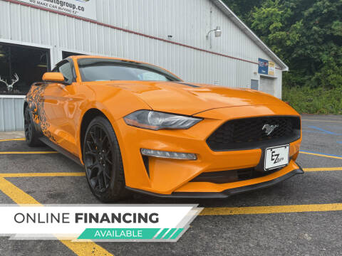 2019 Ford Mustang for sale at EZ Auto Group LLC in Lewistown PA