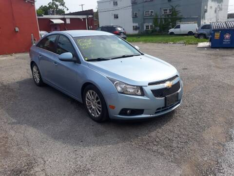 2011 Chevrolet Cruze for sale at Flag Motors in Columbus OH