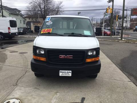 2014 GMC Savana Cargo for sale at Steves Auto Sales in Little Ferry NJ
