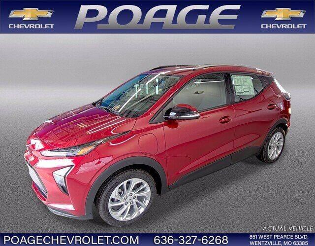 2022 Chevrolet Bolt EUV for sale in Wentzville, MO