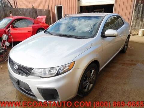 2010 Kia Forte Koup for sale at East Coast Auto Source Inc. in Bedford VA