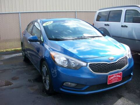 2014 Kia Forte for sale at Lloyds Auto Sales & SVC in Sanford ME