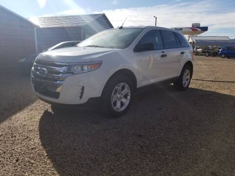 2013 Ford Edge for sale at QUALITY MOTOR COMPANY in Portales NM