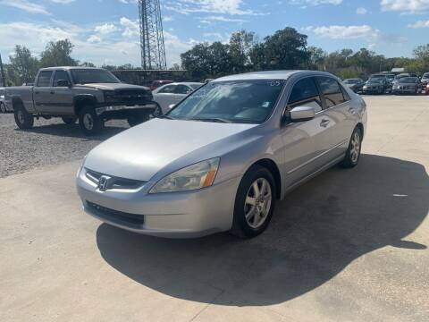2005 Honda Accord for sale at Bayou Motors Inc in Houma LA