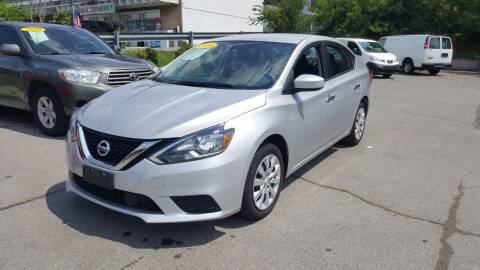 2018 Nissan Sentra for sale at A & A IMPORTS OF TN in Madison TN