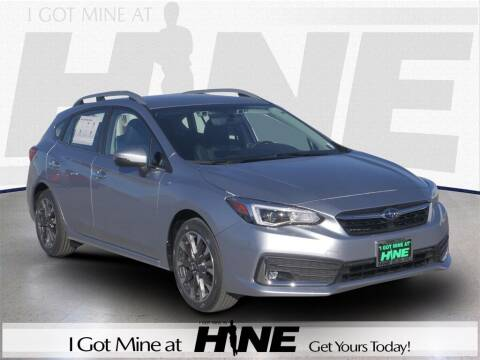 2021 Subaru Impreza for sale at John Hine Temecula - Subaru in Temecula CA