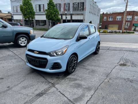 2016 Chevrolet Spark for sale at East Main Rides in Marion VA