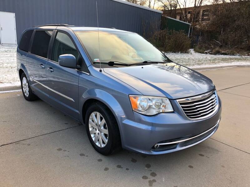 2012 Chrysler Town and Country for sale at Divine Auto Sales LLC in Omaha NE