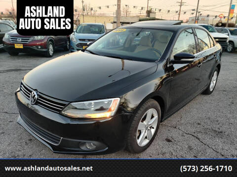 2011 Volkswagen Jetta for sale at ASHLAND AUTO SALES in Columbia MO