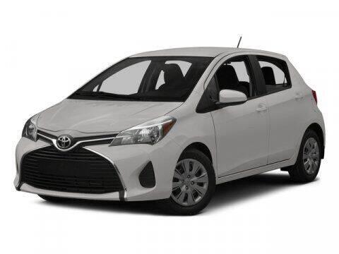 2015 Toyota Yaris for sale at Nu-Way Auto Ocean Springs in Ocean Springs MS