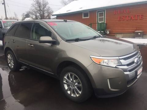 2013 Ford Edge for sale at Flambeau Auto Expo in Ladysmith WI