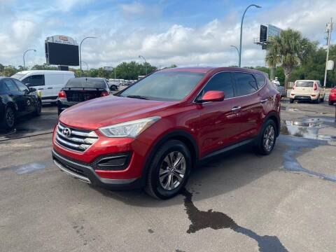 2013 Hyundai Santa Fe Sport for sale at Real Car Sales in Orlando FL