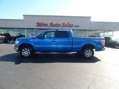 2009 Ford F-150 for sale at Mira Auto Sales in Dayton OH