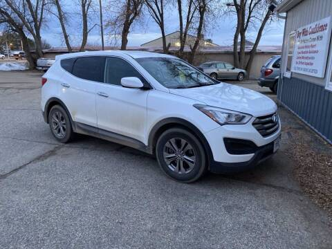 2013 Hyundai Santa Fe Sport for sale at B & B Auto Sales in Brookings SD