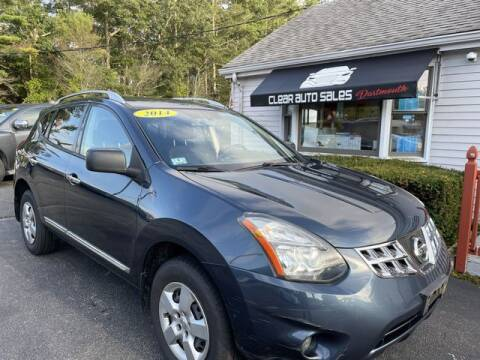 2014 Nissan Rogue Select for sale at Clear Auto Sales in Dartmouth MA