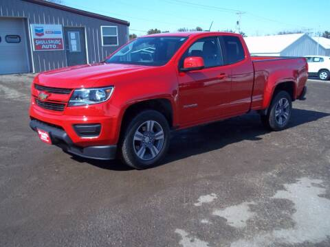 2017 Chevrolet Colorado for sale at SHULLSBURG AUTO in Shullsburg WI