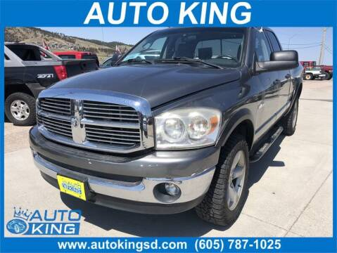 2008 Dodge Ram Pickup 1500 for sale at Auto King in Rapid City SD