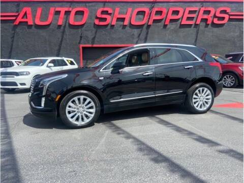 2017 Cadillac XT5 for sale at AUTO SHOPPERS LLC in Yakima WA